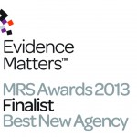 MRS Best New Agency Finalist