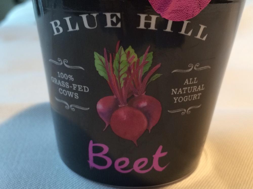 Beet Yoghurt