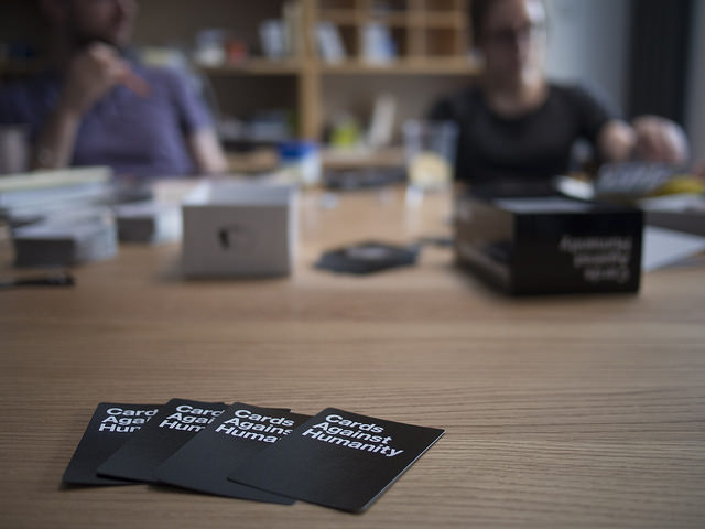 consumer research cards against humanity