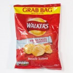 UK's Favorite Crisps