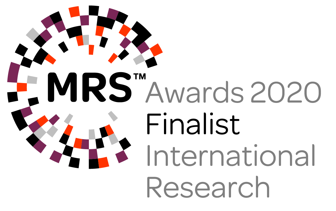 MRS Finalist Finalist International Research 2020